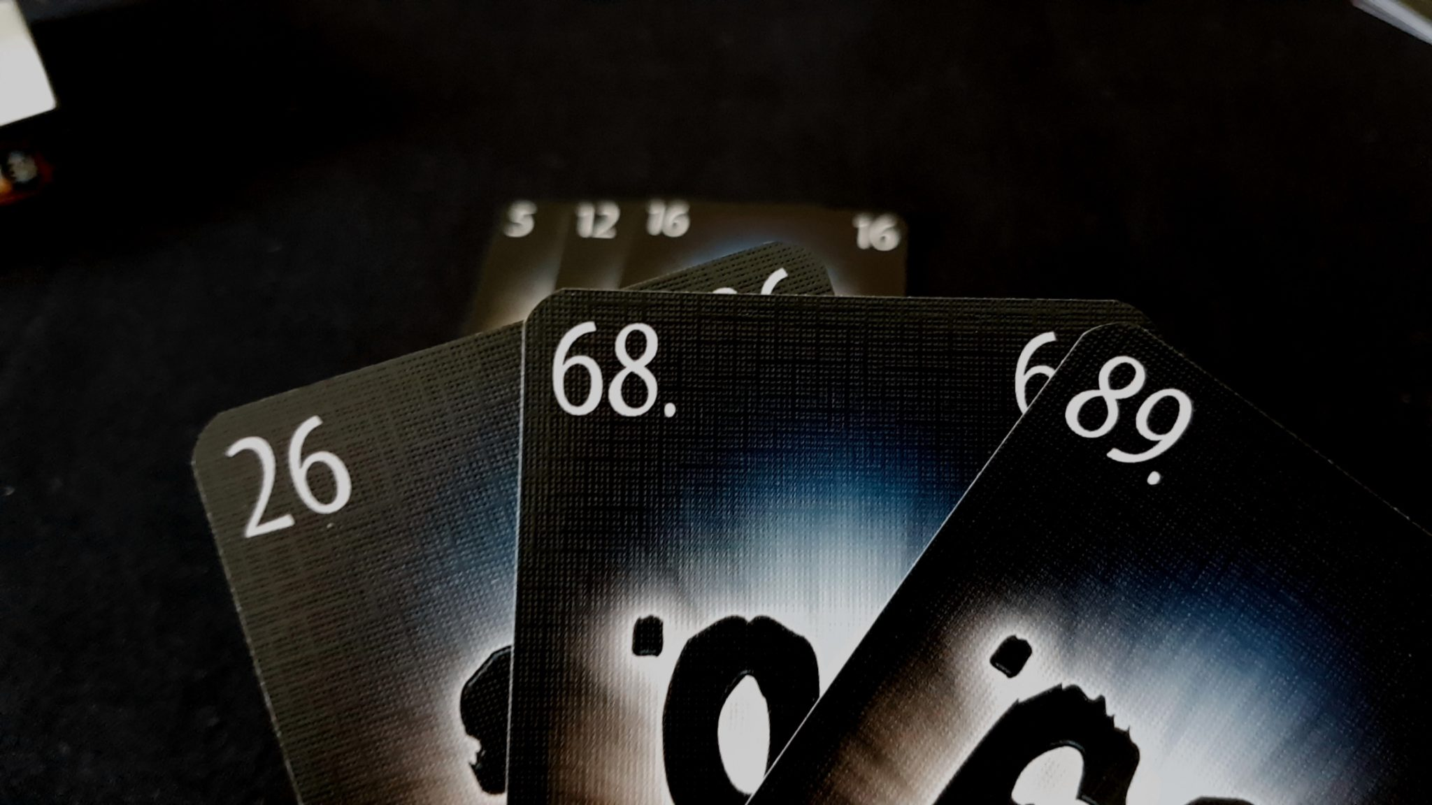 Cards in the Mind