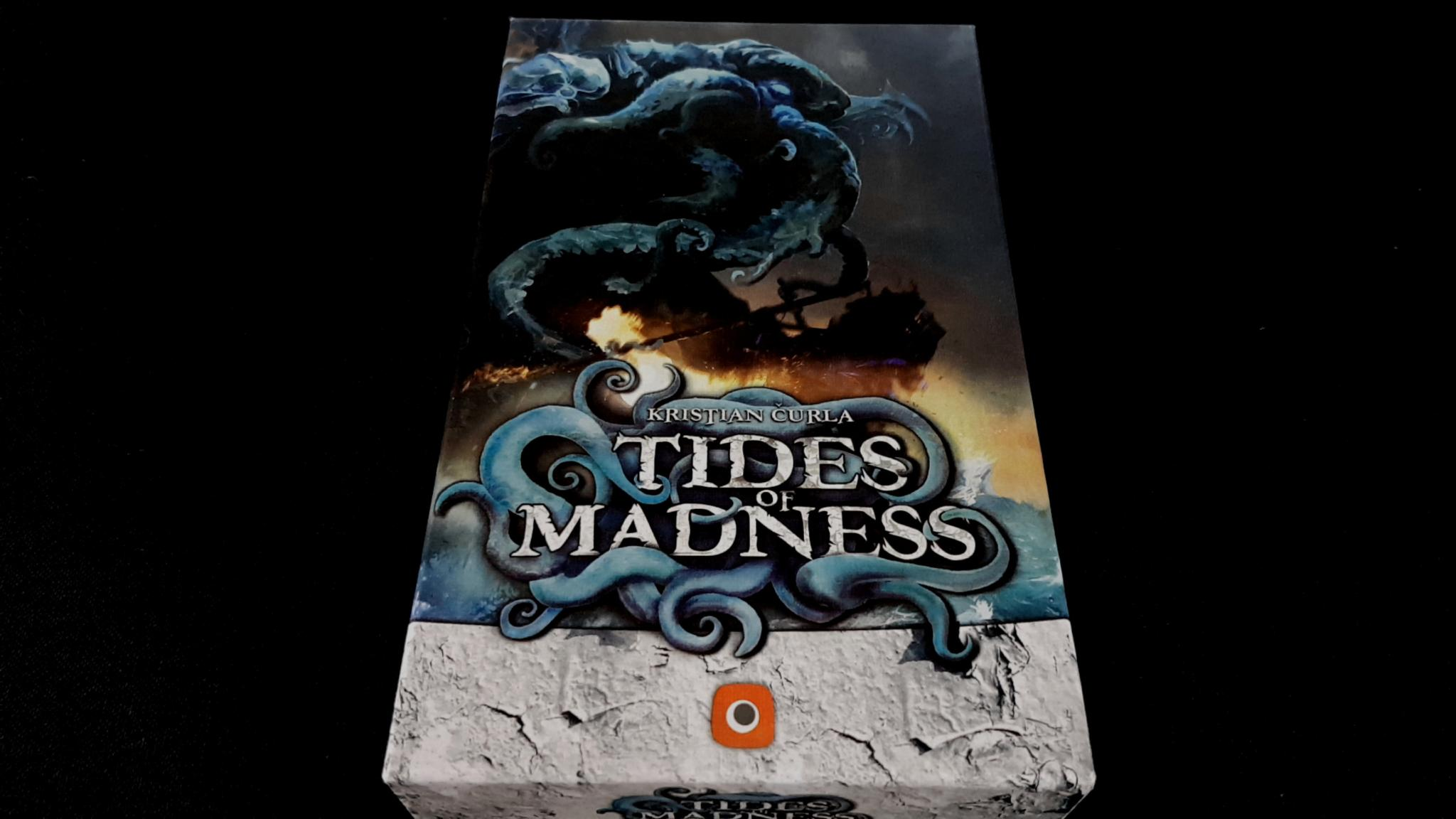 Tides of Madness box