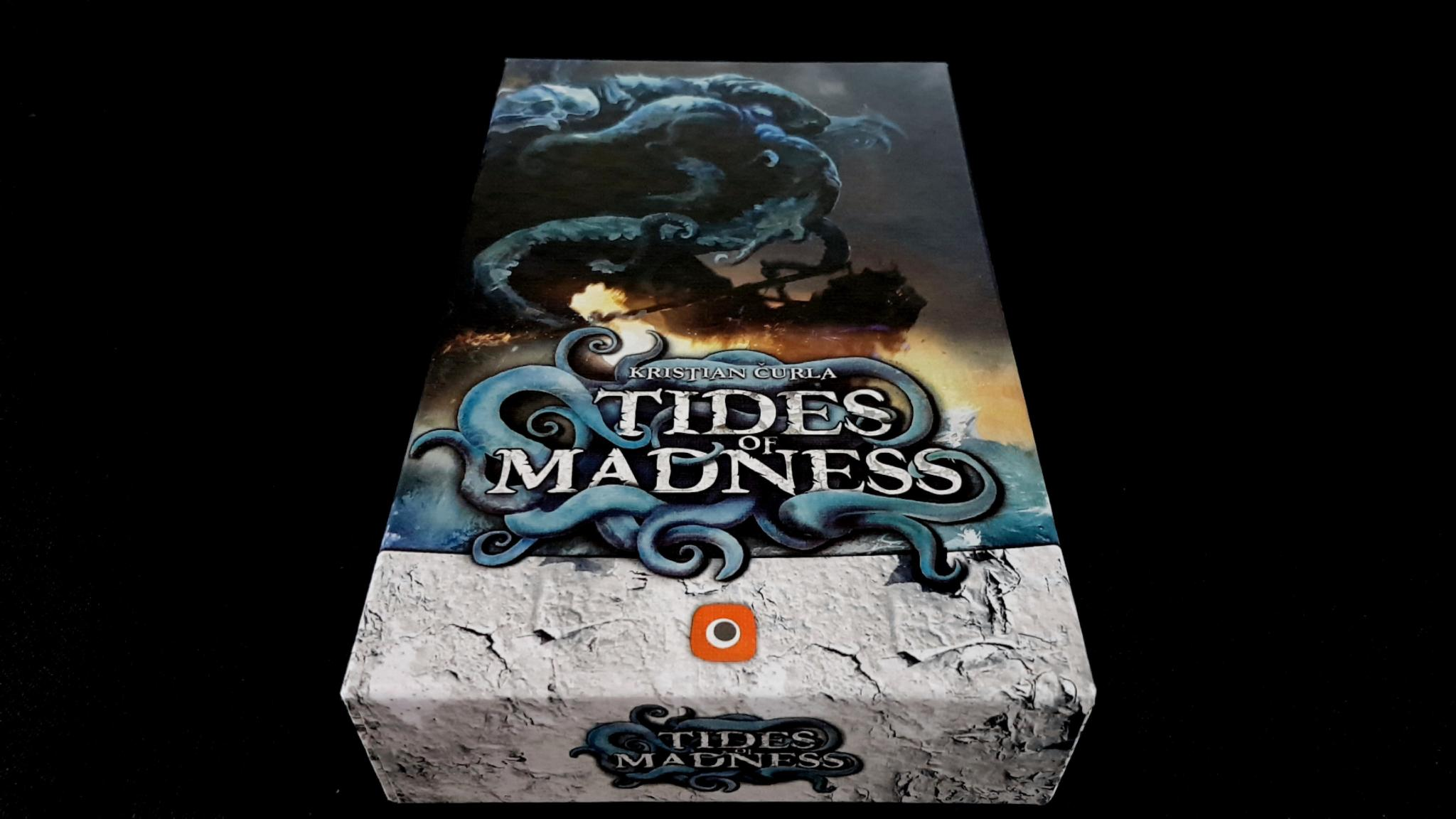 Tides of Madness box