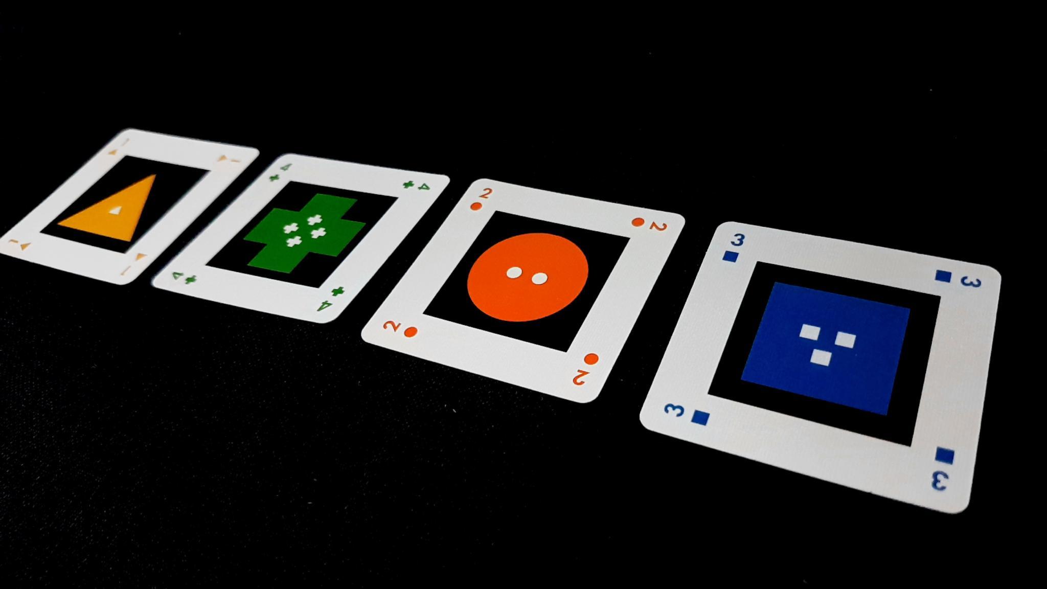 Cards in Iota