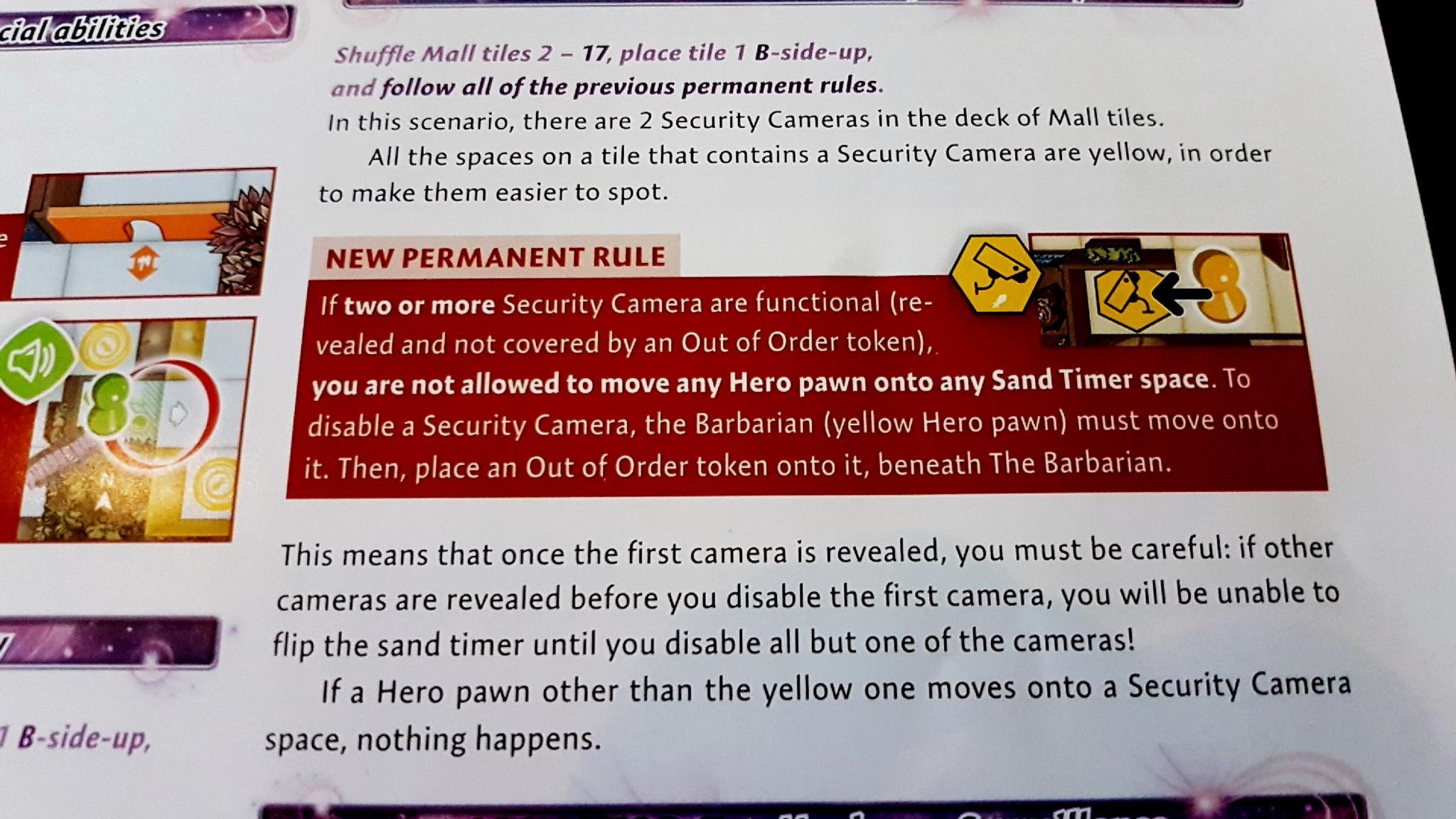 Magic Maze manual