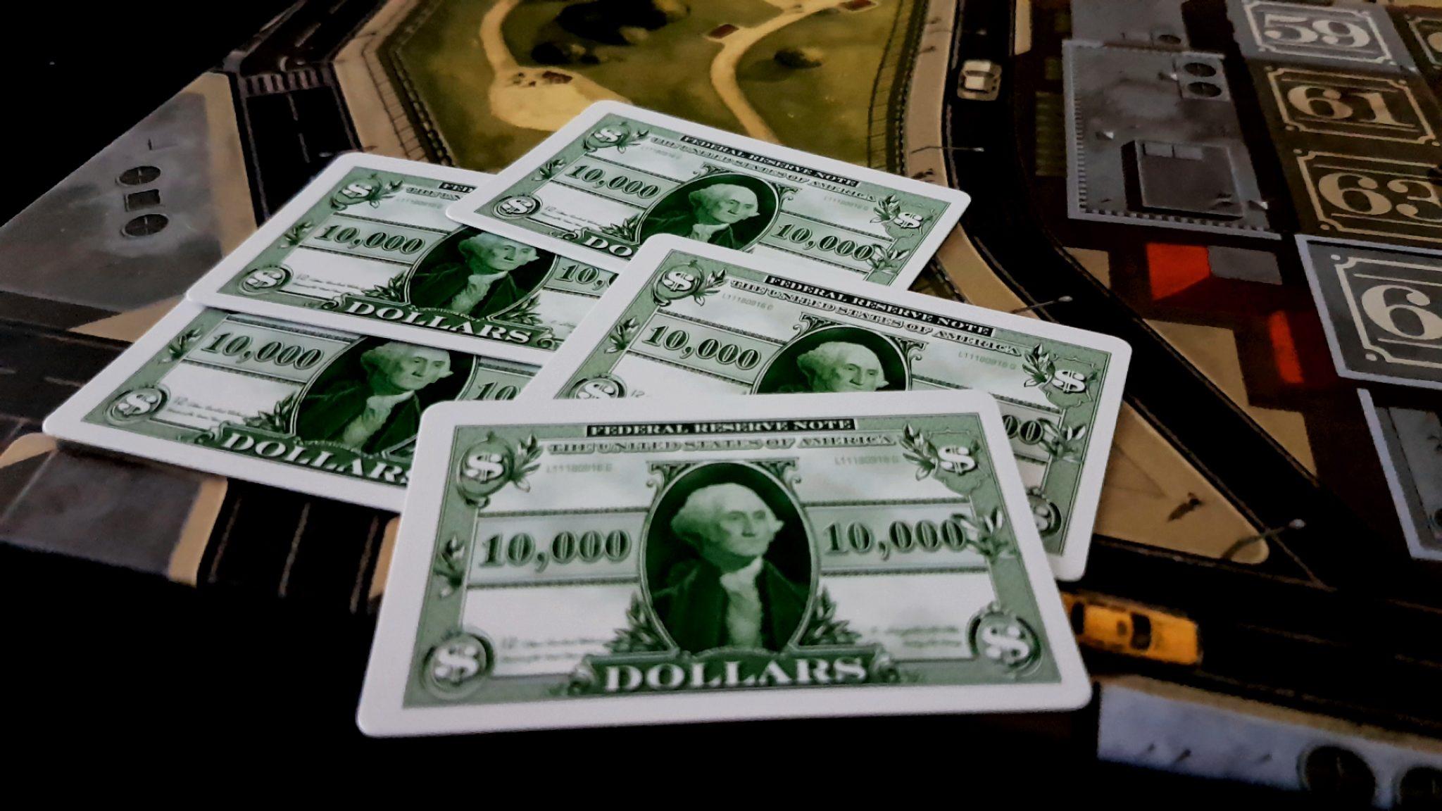 Chinatown money