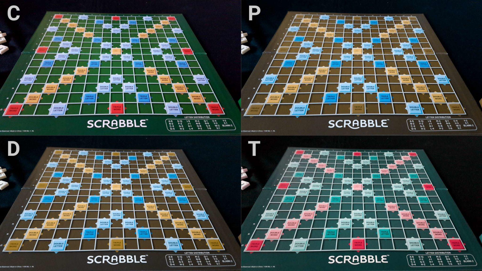 Scrabble (1948) – Accessibility Teardown image