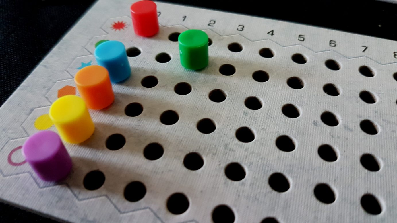 Ingenious scoring